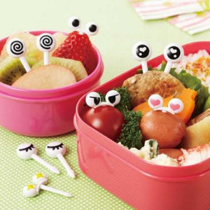 Eye Food Picks - Colours - phunkyBento