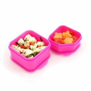Goodbyn Dippers (Set of 2) - Pink - phunkyBento