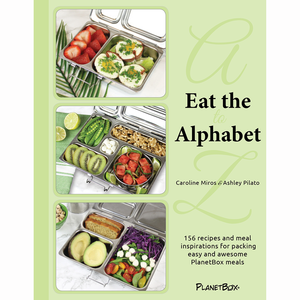PlanetBox Cookbook - phunkyBento