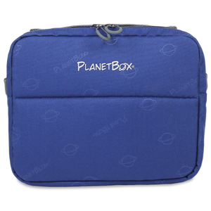 PlanetBox Insulated Slim Sleeve - Deep Blue - phunkyBento