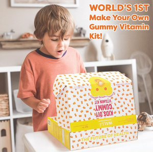 WaiLab | DIY Gummy Kit - Vitamin-C Immune Sidekick