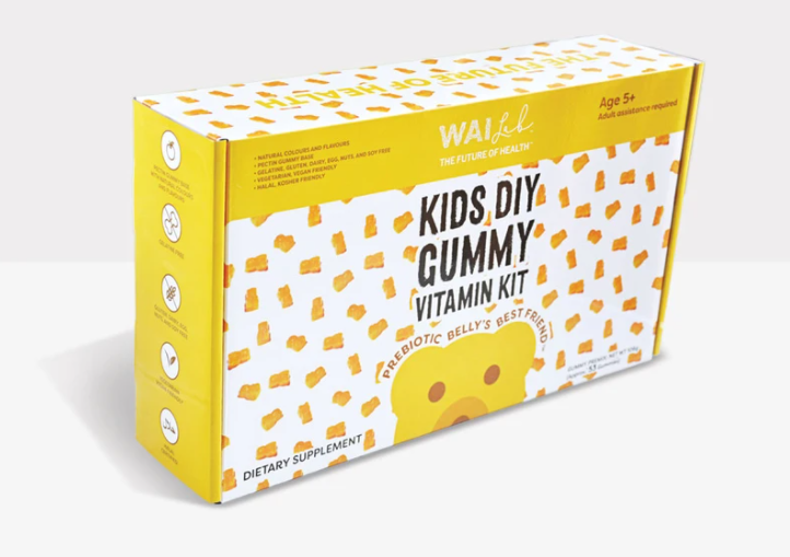 WaiLab | DIY Gummy Kit - Prebiotic Belly's Best Friend