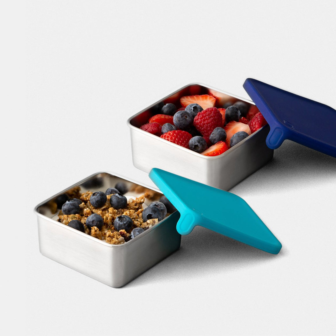 PlanetBox LAUNCH Big Square Dipper - phunkyBento