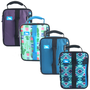 Arctic Zone Insulated Lunch Bag - Aztec - phunkyBento