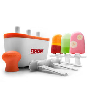Zoku Quick Pop Maker | Triple - Red - phunkyBento