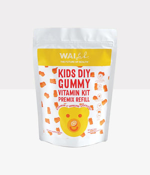 WaiLab | DIY Gummy Kit REFILL - Vitamin-C Immune Sidekick