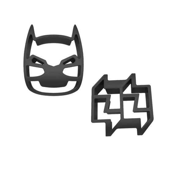 "Lunchpunch ""SuperHero"" Sandwich Cutters - (Set of 2) - PRE-ORDER NOW! - phunkyBento"
