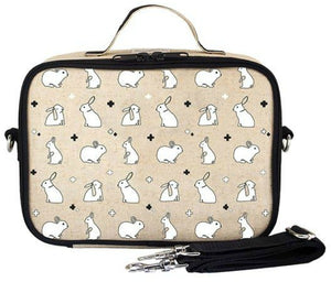 SoYoung Lunch Bag - Bunny Tile - phunkyBento