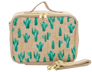 SoYoung Lunch Bag - Cacti Desert