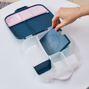 b.box Gel Cooler Twin Pack - phunkyBento