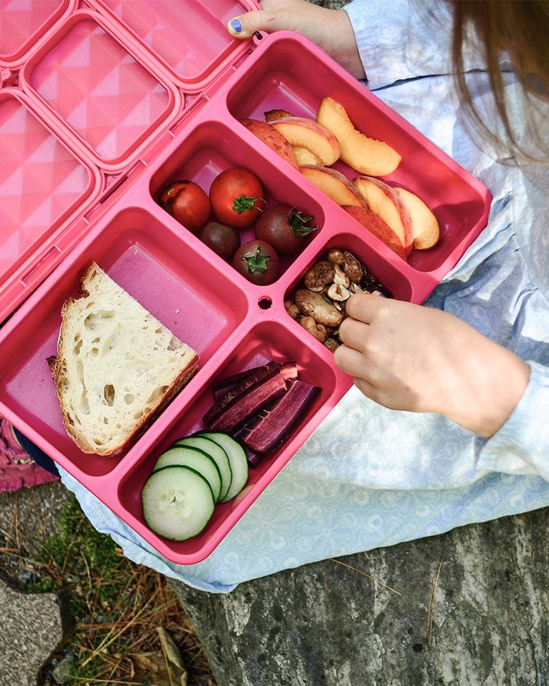 Go Green | Complete Lunch System - Black Stallion