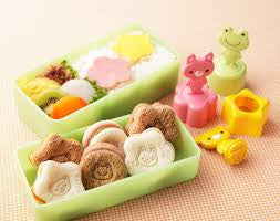 Animal Cutters and Stamps - phunkyBento