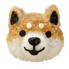 Puppy Rice Shaper Set - phunkyBento