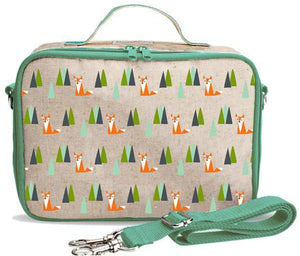 SoYoung Lunch Bag - Olive Fox - phunkyBento