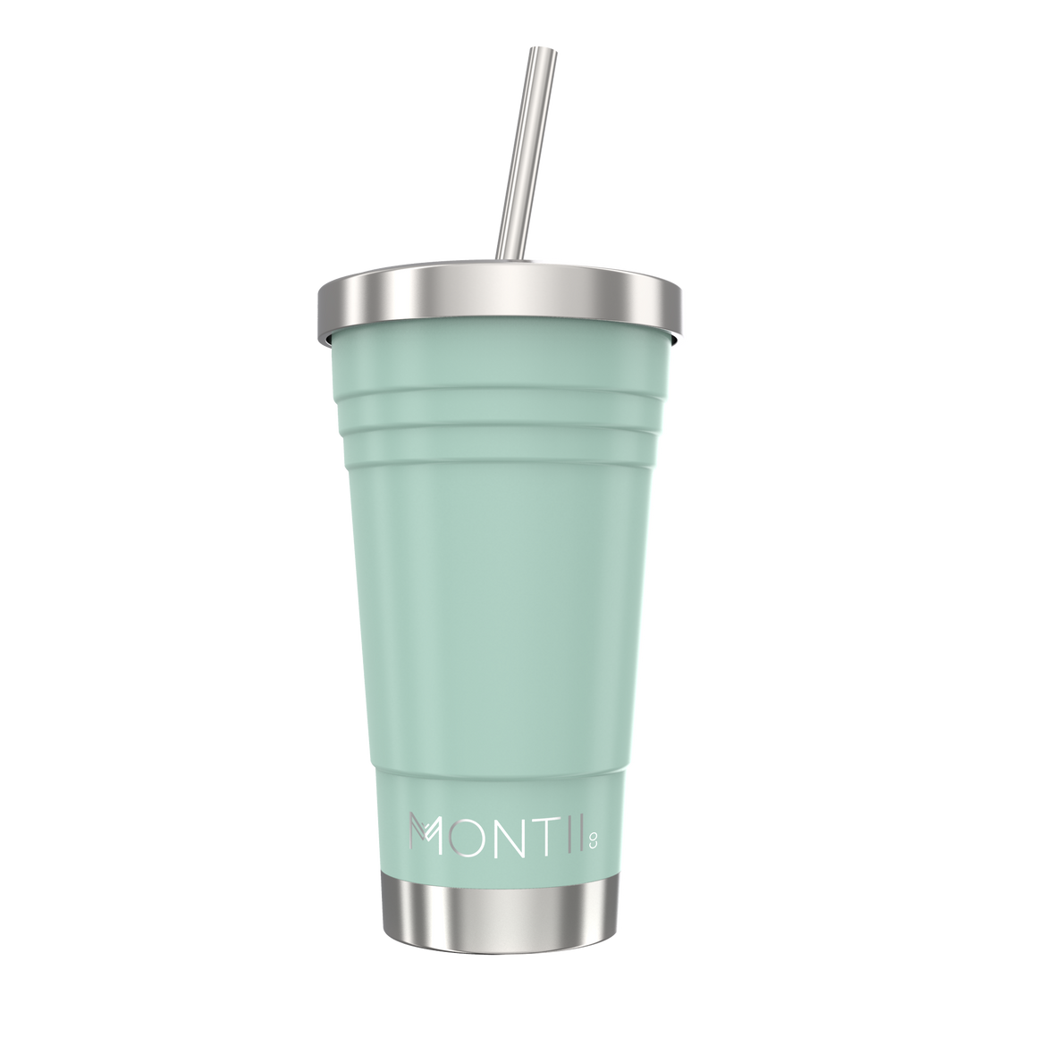 MontiiCo Smoothie Cup (450ml) - Eucalyptus