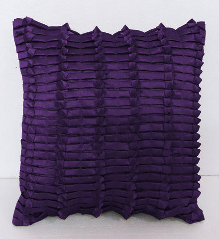 purple cushion decorative cushion modern pillow home decor bed pillow sofa pillow sewing pattern bedroom decor silk cushion - TATVAKALA Home