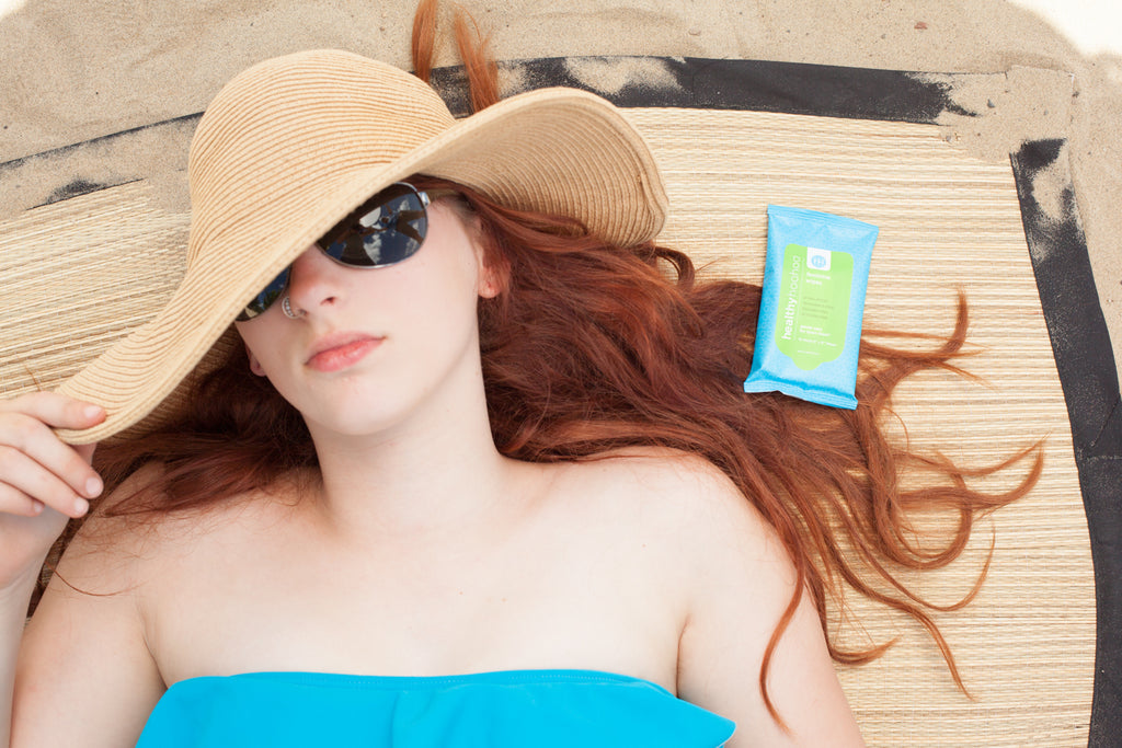Top 5 healthy hoohoo Tips for Summer
