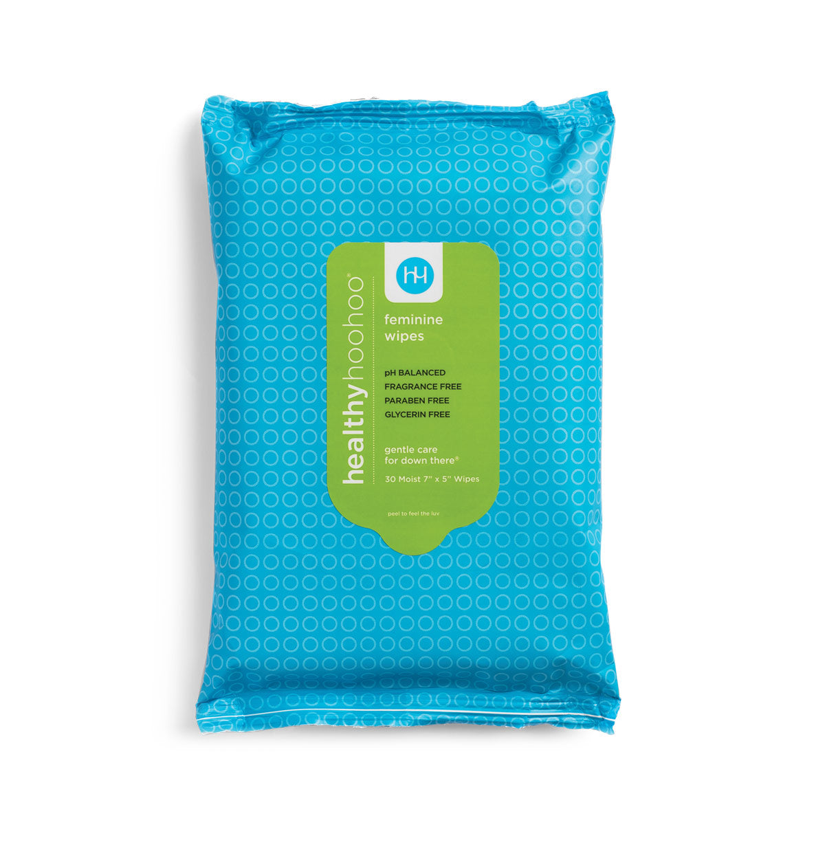 healthy hoohoo gentle feminine wipes