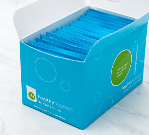 Carton of 20 Individually Wrapped Wipes