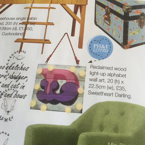 Featured in period Homes & Interiors Magazine
