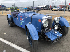 Classic Racing Cars Silverstone Classic
