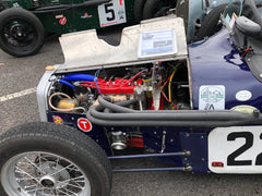 Classic Racing Cars at Silverstone Classic