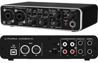 Behringer UMC-204-HD Audio interface