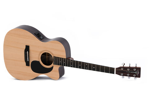 Sigma OOOTCE+ acoustic electric guitar
