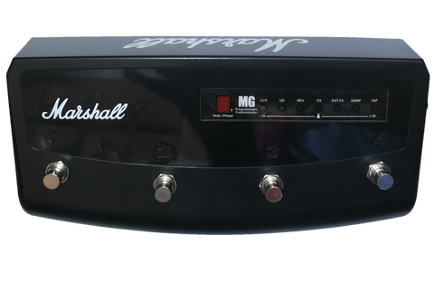 Marshall 4-way foot controller