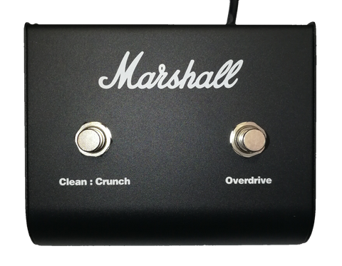 Marshall dual footswitch PEDL10010