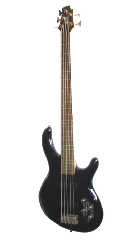 Cort Action Bass V Plus Active 5-String Bass Guitar