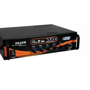 Hybrid PA30M 20W amplifier with media player