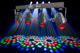 Chauvet 4-bar play led system