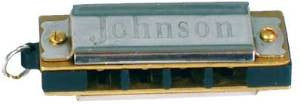Johnson 4 hole mini harmonica
