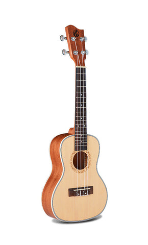 "Grape 24"" concert ukulele"