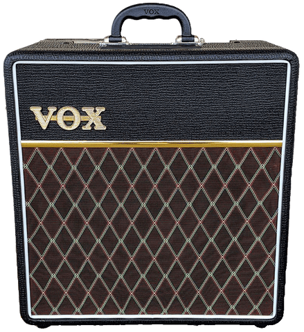 Vox AC4C1-12-TTBM-W or AC4C1-12 4 watt valve combo guitar amplifier