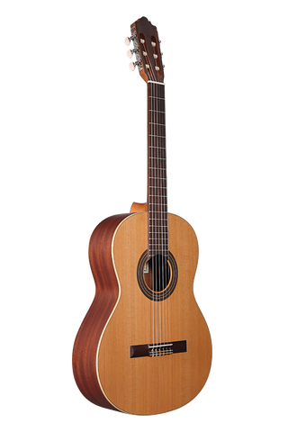 Altamira Basico classical guitar with a hardfoam case