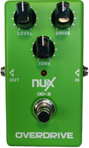 Nux Overdrive Pedal OD-3