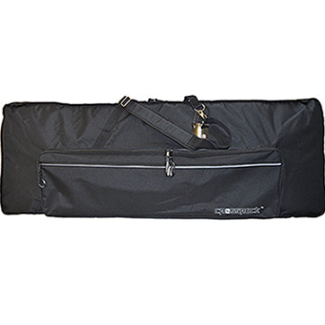 Crossrock 88 key keyboard bag CRSK1055/BLK