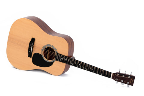 Sigma dreadnaught acoustic guitar DM-ST+