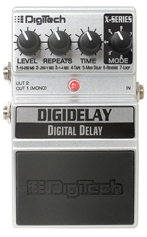 Digitech X series Digital delay effect pedal-XDD