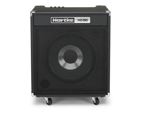 Hartke HD150 bass guitar amplifier 150 watt
