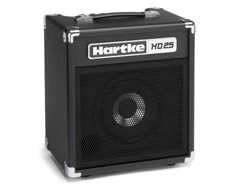Hartke HD25 bass guitar amplifier 25 watt