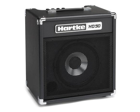 Hartke HD-50 bass guitar amplifier 50 watt