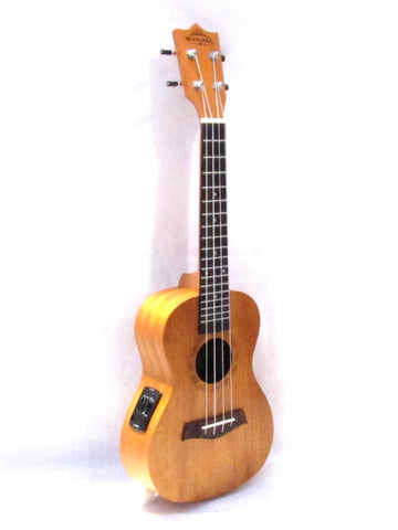 Handel Concert Ukulele with Pickup