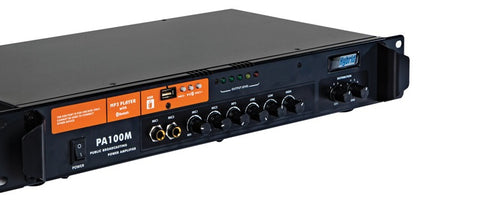Hybrid PA100M 60W power Amplifier