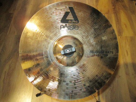 "Paiste 13"" Hi-hats Alpha medium (0000883713)"
