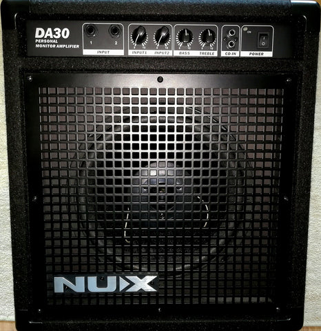Nux personal drum monitor DA-30BT