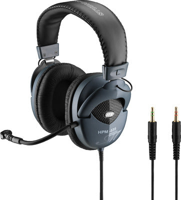 JTS monitor headphones with talkback HPM535