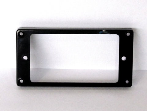 Pickup surround for humbucker deep-black and cream 7 to 9mm